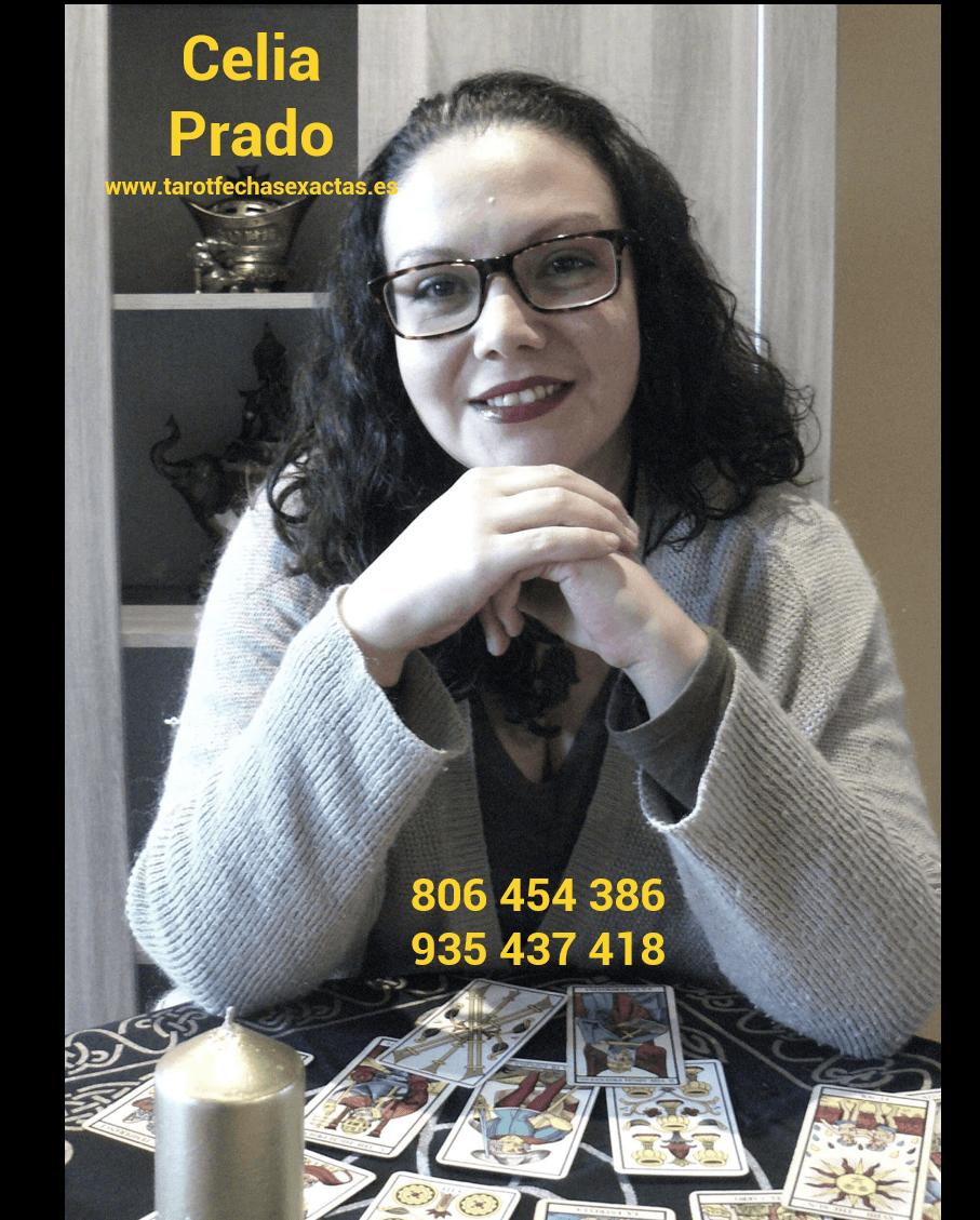 Celia Prado, Tarot fechas exactas